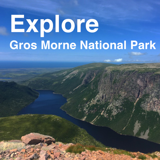 Explore Gros Morne National Park